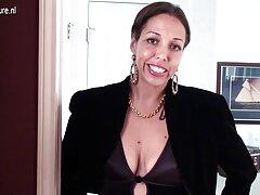 ستاره پورنو بزرگ و بزرگ پورن ، بی رحمانه در یک کانال سسکی در تلگرام الاغ بزرگ چاق می کند