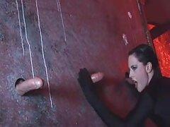 الکسایس مدل پورنو جوان در نوار جنسی خانگی خود فلیم سسکی